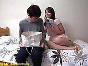 Japanese mom seduces the boys (MrBonham)