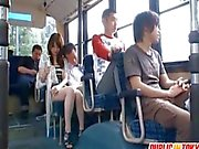 Public Fucking On A Crowded Bus