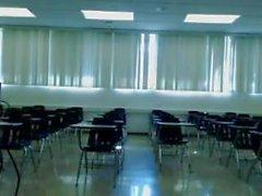 Cam in college classroom