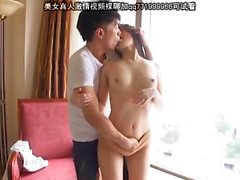 Hot Asian London Keys gives a POV blowjob
