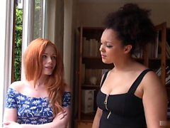 Ella Hughes has a super huge crush on her sisters...