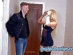 Sasha-Sunrise - Der Sperminator - MEGA CUMSHOT