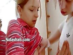 Natashas first sapphic experience