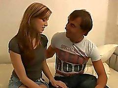 Guy bangs her