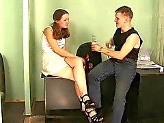 Schoolgirl (Russian Movie) Part 1 0f 4