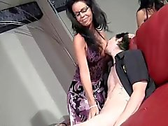 Mature Handjob 69... IT4REBORN