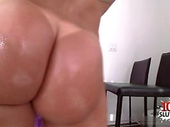 Sexy pornstar first time anal