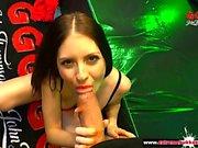 Brunette Babe Rebecca Volpetti Sexy Cum Doll