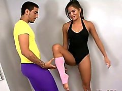 flexi chichi medina in contortion sex