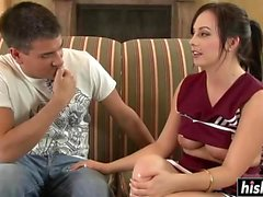 Lindy Lane loves to get drilled hard
