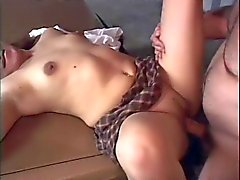 Lost Latina Schoolgirl Hazel Gets Fuct Big Time In Car 420