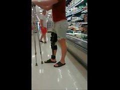 bulge in the supermarket