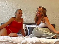 Patricia Well Angela Threesome