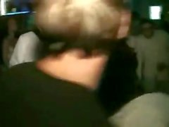 Teen strips naked in club tightpussycamDOTcom
