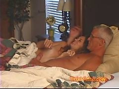 Daddy FUCKS his Teenage BABYSITTER
