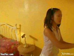 Asian Babysitter Fucked By Yhetti
