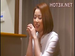 Forgive you&hellip_. 2 erogenous zone Kasumi Risa of the Married Woman