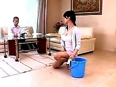 Miki Sato is a aroused and hooters mum