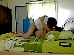 Hot Thai couple from Payub Chiang Mai City-1