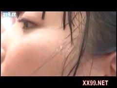 Jap schoolgirl seduced by geek