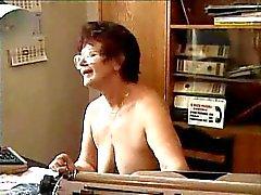 Nudist Office - 2