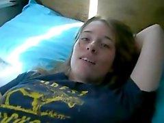 Cute Teen Squirting BVR