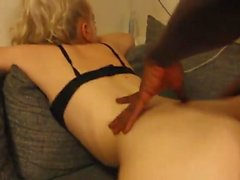 Young Blond Girl Loves Her BBC