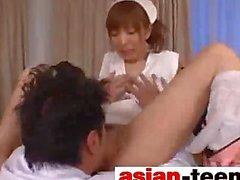 Asian Nurse Fuck Hard