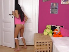 Teen Twins Two Rooms
