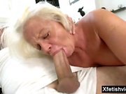 Big tits pornstar fetish and cumshot