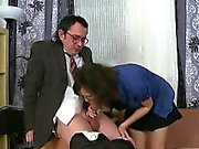 Sweet darling is offering her vagina for teacher's delight