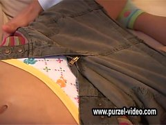 blond sweet dreaming girl first gangbang purzel compilation.