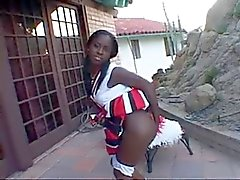 Ebony Cheerleaders 10 Scene4