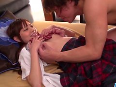Yuria Mano tries teacher for - More at javhd