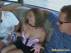 extreme bangbus deepthroat in all holes