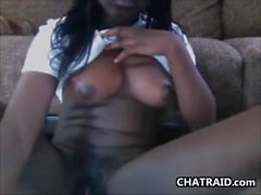 Black Teen Webcam Girl