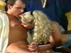 Vintage big tits cheerleader anal