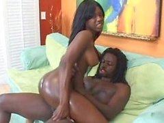 Black Teens Apple Buttom 4 DVD2