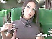 Chocha Kat Kitty Kat bang bus amat