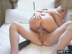Dirty Flix - Lina Napoli - She fucks like a girlfriend