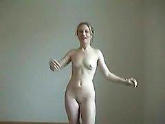 Tiny Teen Dance