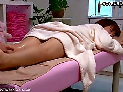 SPA Massage Therapist Secret Indecent