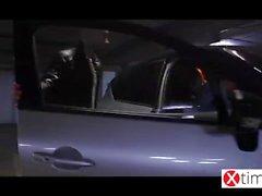 italian stalker punish a teen on the street