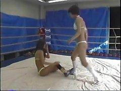 Japanese wrestling 1