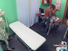 Muscular teen fucking hot nurse