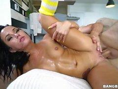 Megan Rain A Hot Blowjob