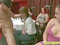 Girl Fucked Doggystyle at Stripclub