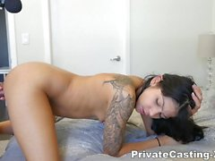 Private Casting-X - Getting freaky with NY cutie