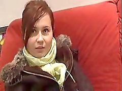 Spanish Amateur teen in her second casting