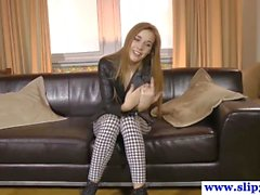 Casting eurobabe pov riding dick after sucking